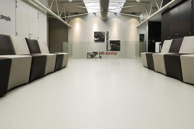 Flooring: Hoch- und Verwaltungsbau