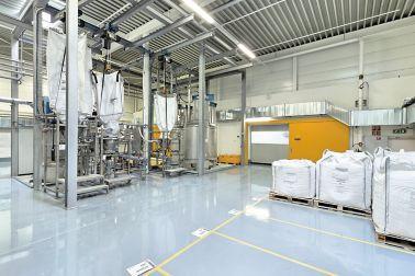 Flooring - Industriebau
