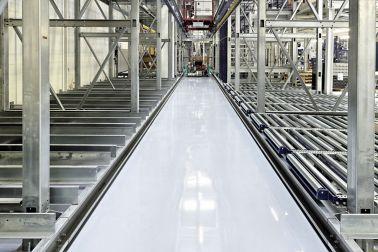 Flooring: Lager und Logistik