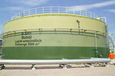 Tankschutz und Chemie, Korrosionsschutz, Industrial Coatings
