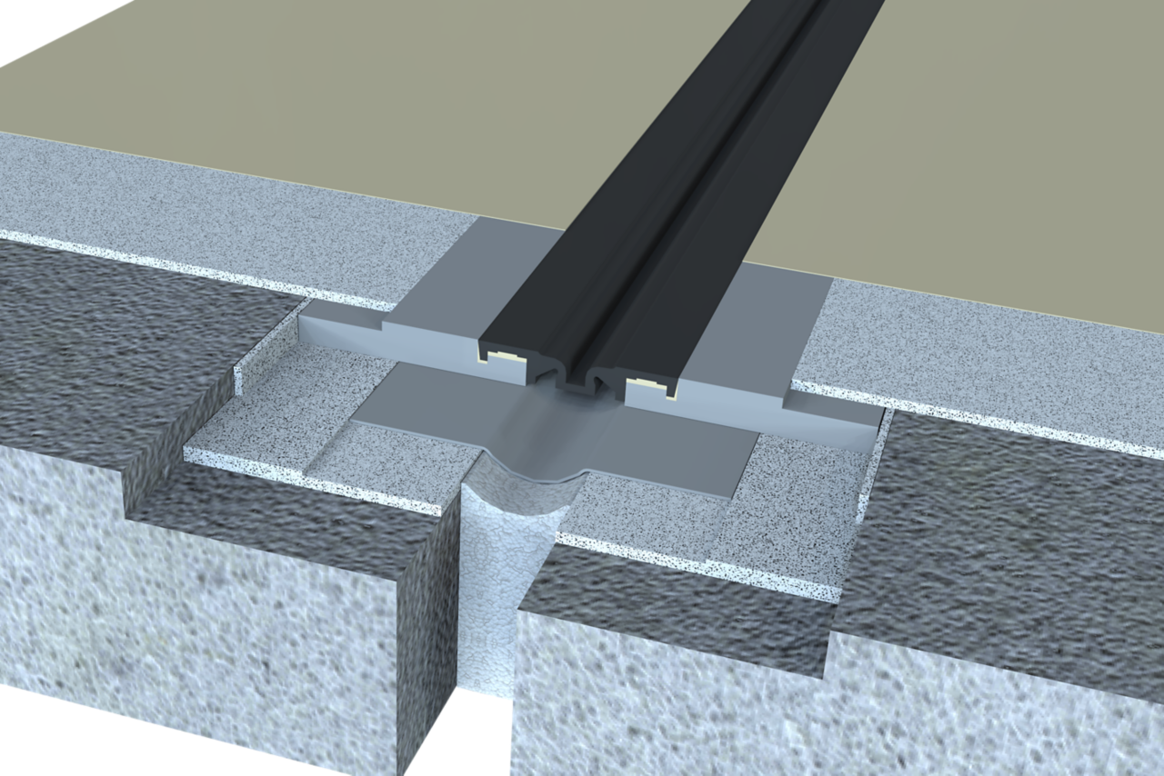 Sika FloorJoint PB-30 PDRS System