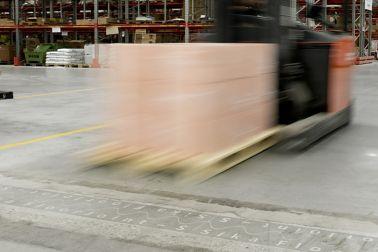 Floorjoint Fugenprofil Industriebau