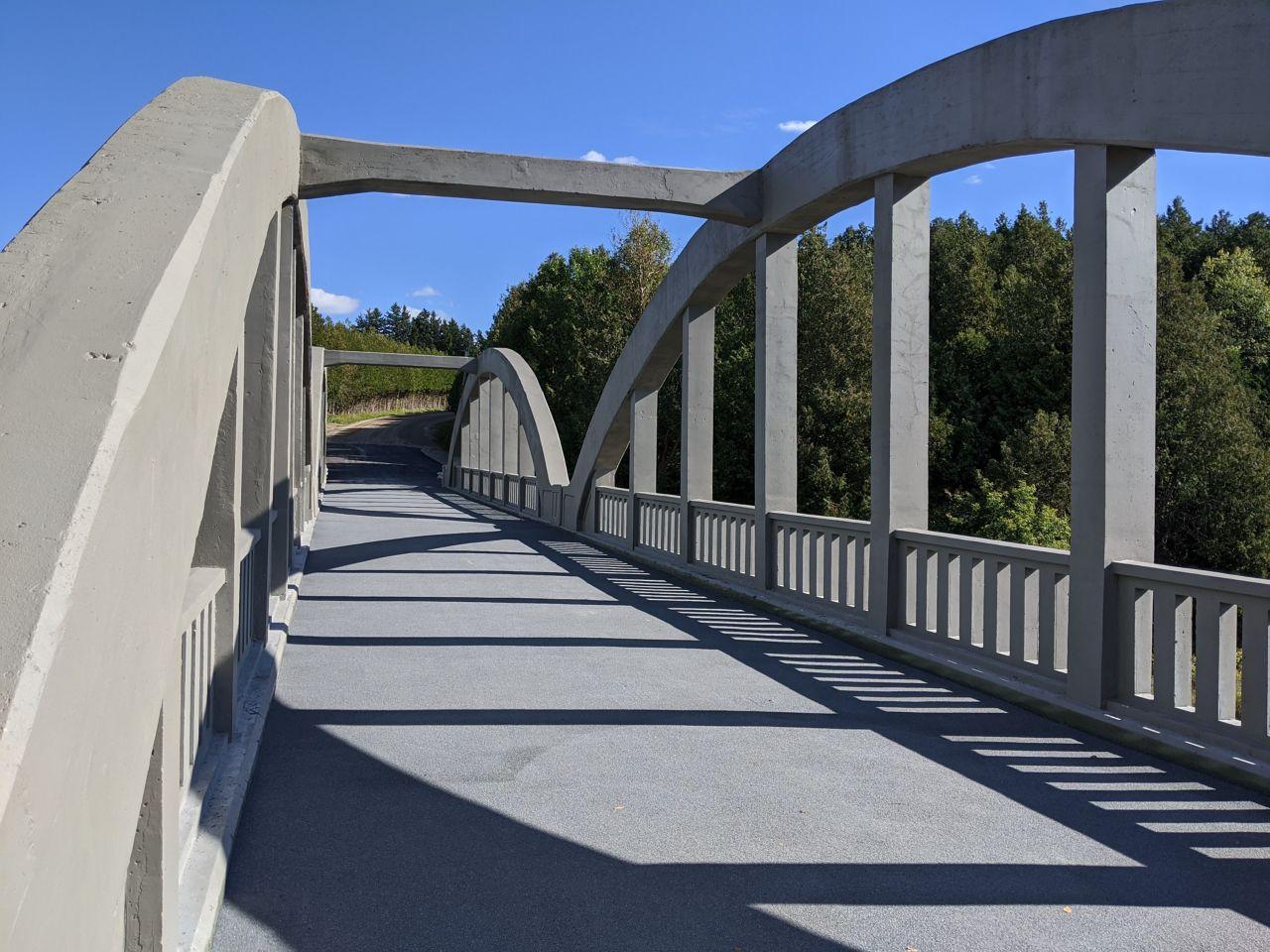 Caledonia Bridge Result