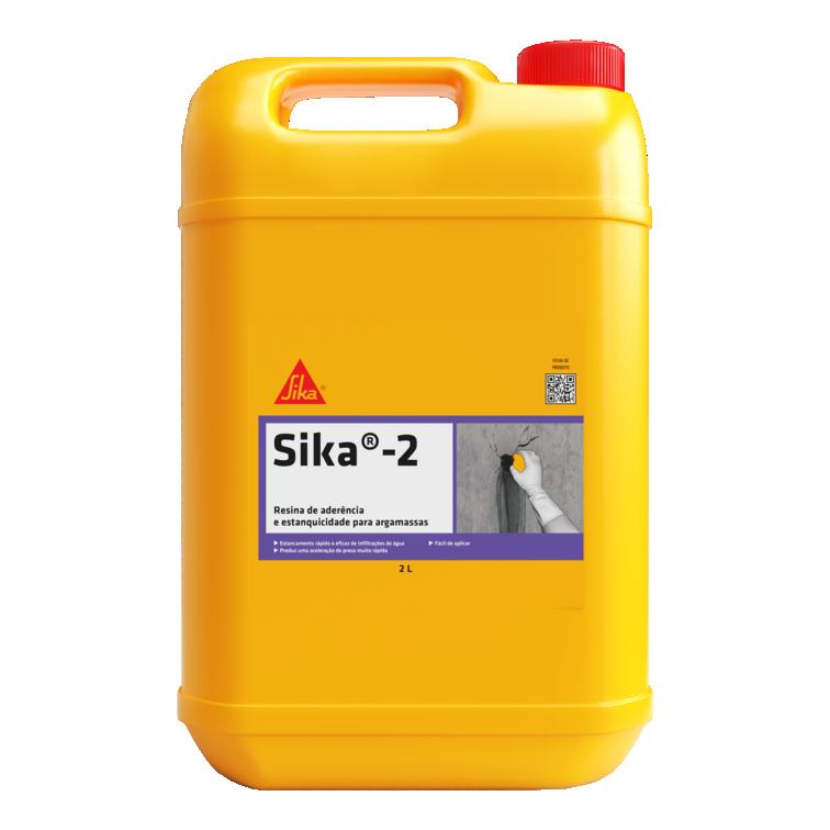 Sika®-2 | Estancar infiltração parede externa