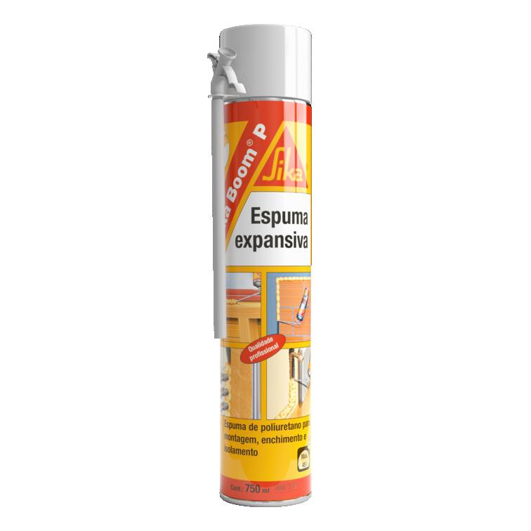 Sika Boom® P   Espuma PU   Isolamento térmico   Fixar janelas