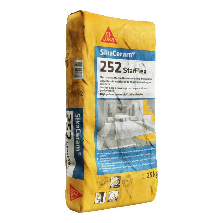SikaCeram®-252 StarFlex | Cola para mosaico e pedra natural