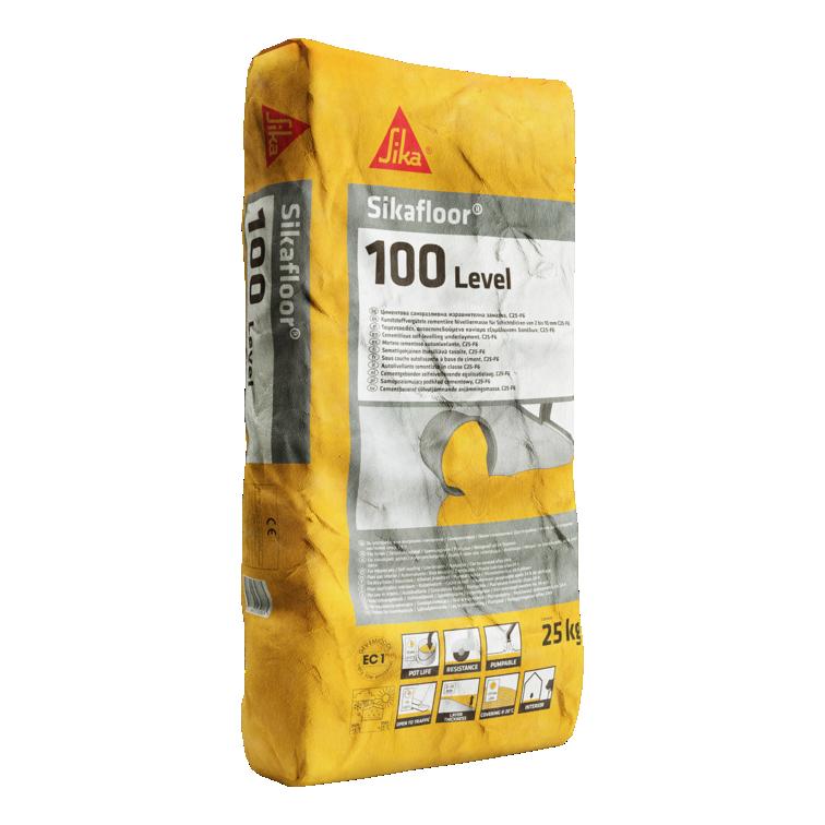 Sikafloor®-100 Level ES | Argamassa para regularizar, nivelar e enchimentos