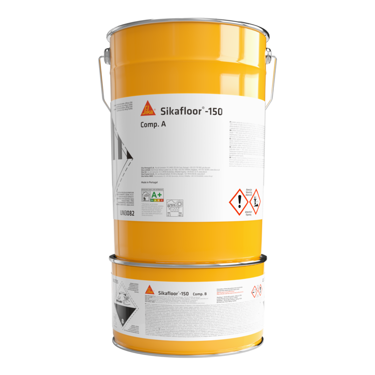 Sikafloor®-150 | Argamassa epóxi | Nivelar chão