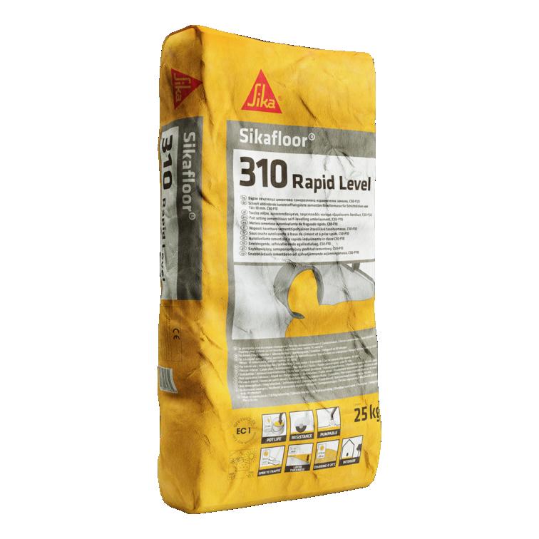 Sikafloor®-300 Level (ES) | Enchimento, regularização e nivelamento de pavimentos | Ideias e soluções para Cerâmicos Sika Consigo