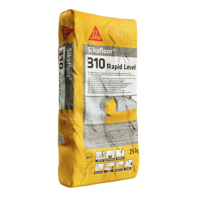 Sikafloor®-310 Rapid Level | Argamassa para regularizar, nivelar e enchimentos