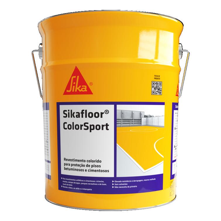 Sikafloor® ColorSport | Pavimento para ciclovias | Pavimentos desportivos