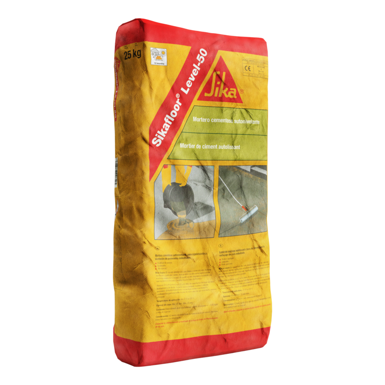 Sikafloor® Level-50 | Betonilha para nivelar pavimentos