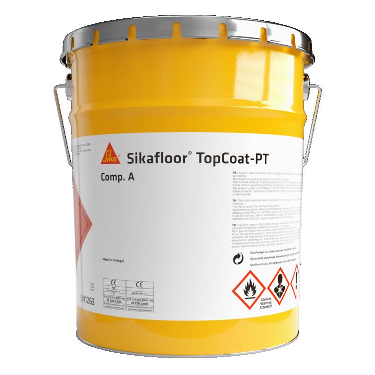 Sikafloor® TopCoat-PT | Tinta para marcação