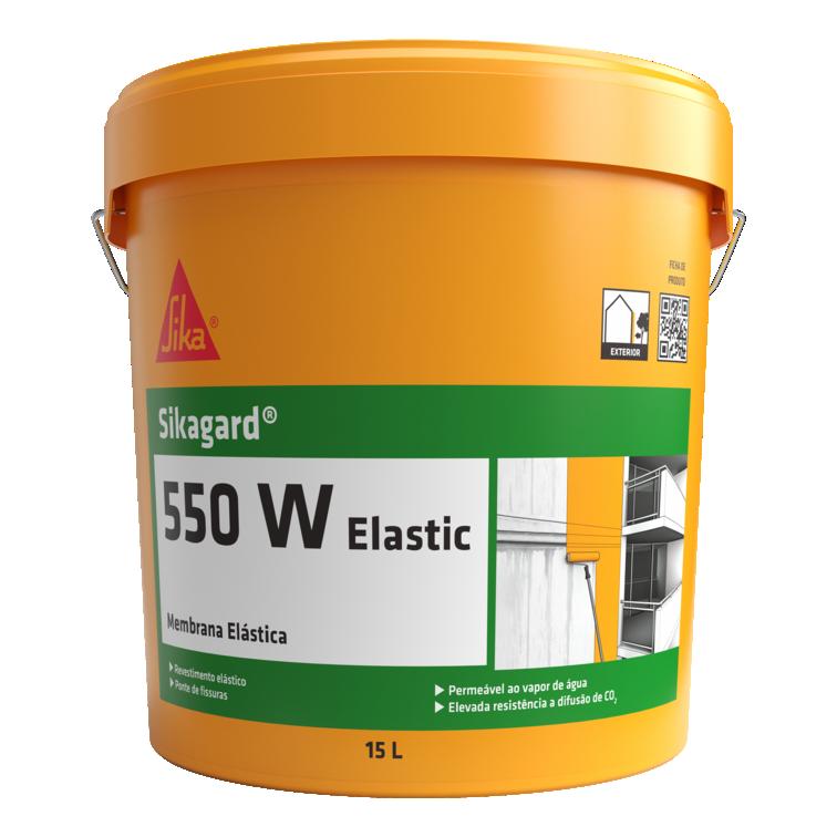 Sikagard®-550 W Elastic | Membrana elástica exterior