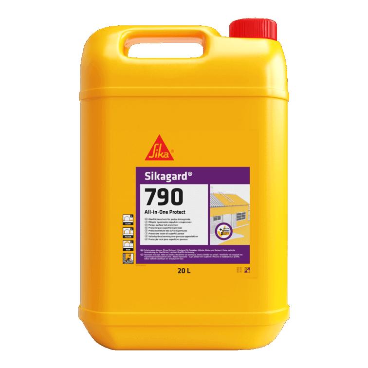 Sikagard®-790 All-in-One Protect | Repelente de água | Impermeabilizante de fachadas, pavimentos e coberturas