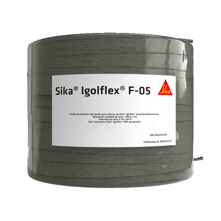 Sika® igolflex® F-05 | Armadura impermeabilização Sika® Igolflex®-301