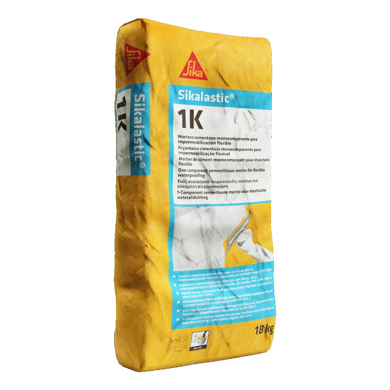 Sikalastic®-1K | Impermeabilizações sujeitas a deformações | Ideias e soluções para Cerâmicos Sika Consigo