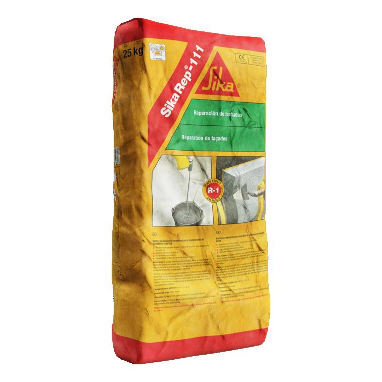 SikaRep®-111 | Argamassa impermeável | Reparar reboco | Tapar rachas