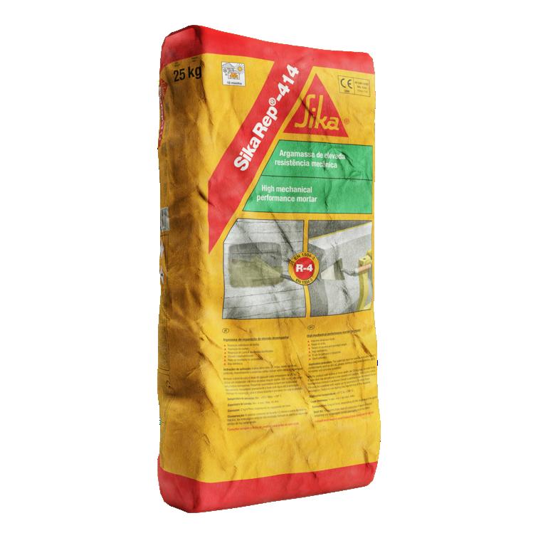 SikaRep®-414 | Argamassa resistente | Reparação quinas e betão