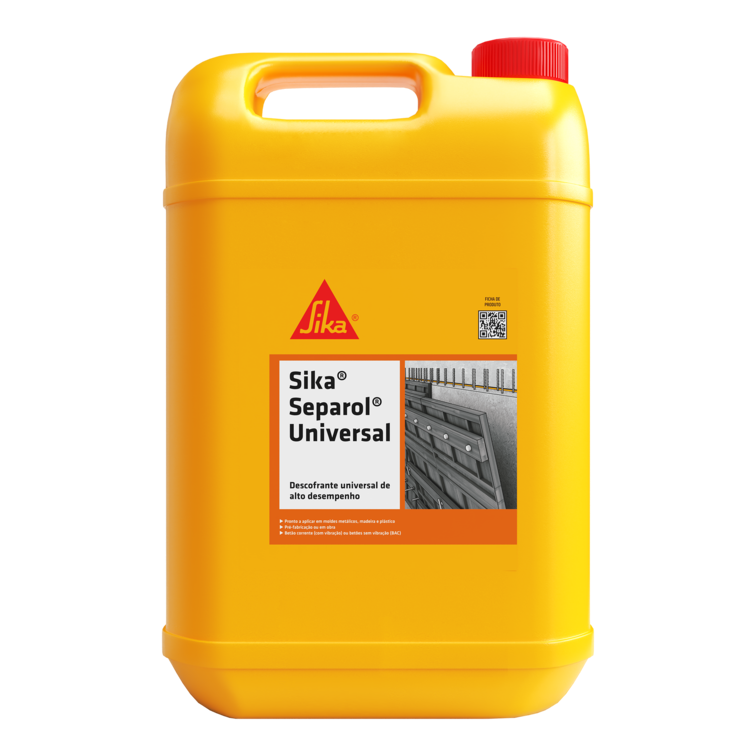 Sika® Separol® Universal | Descofrante | Proteção de moldes metálicos