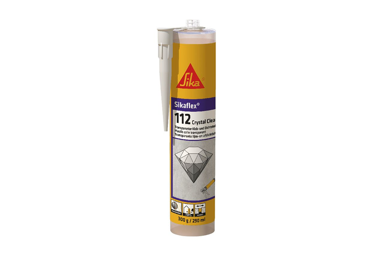 Sikaflex®-112 Crystal Clear
