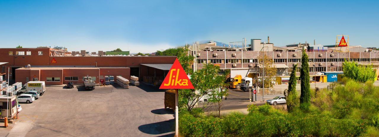 Fabrica Sika España