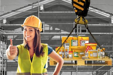 Sika Online Schulung für den Baustoffhandel