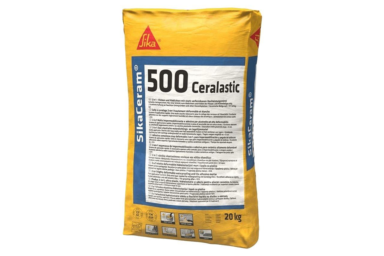 SikaCeram 500 Ceralastic