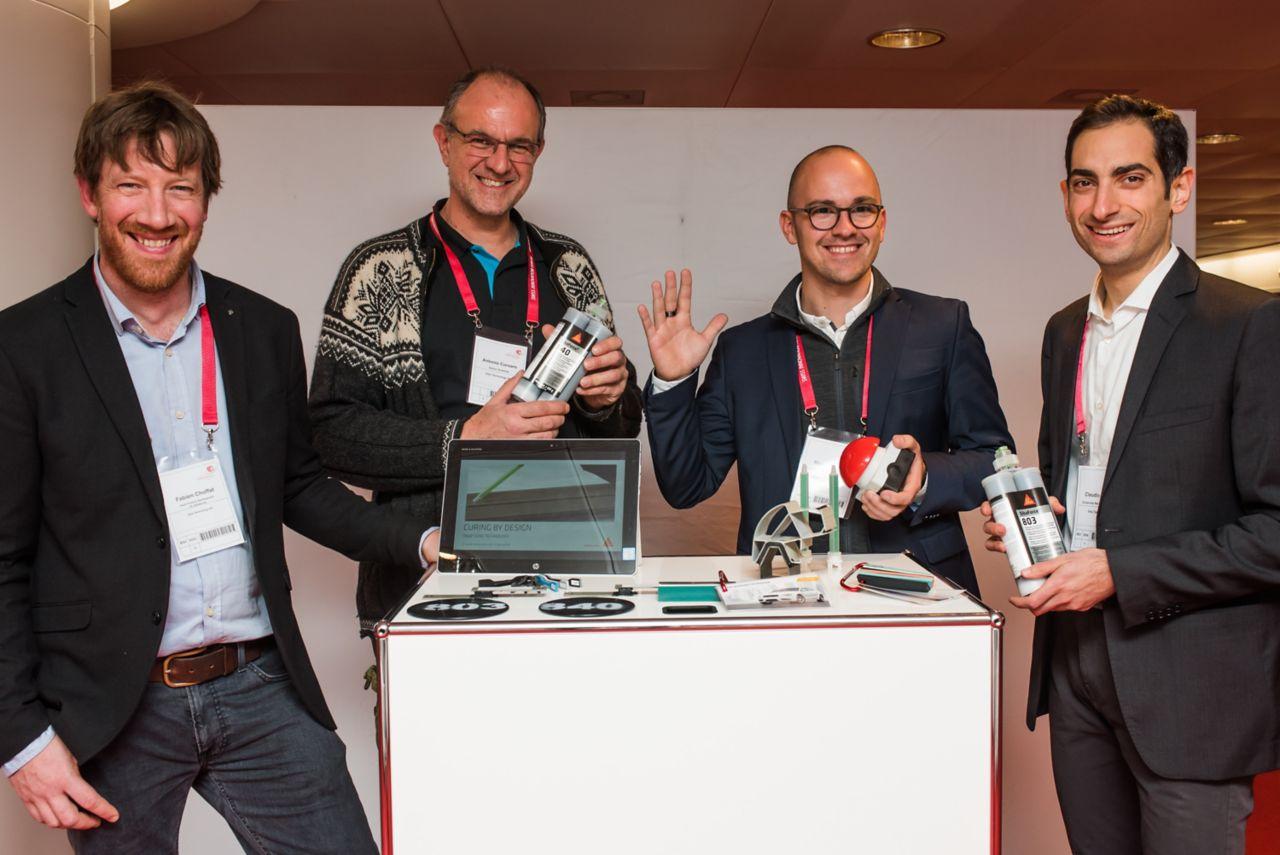 Sika získala Swiss Technology Award 2019