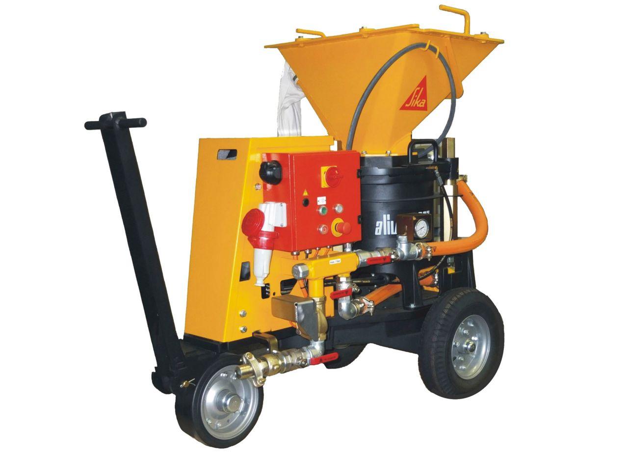 Spritzbetonmaschine Aliva-257
