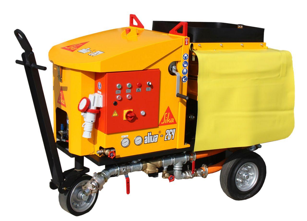 Spritzbetonmaschine Aliva-264