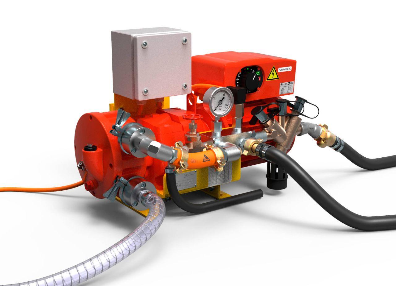 Aliva-403.3 Flüssigdosiergerät
