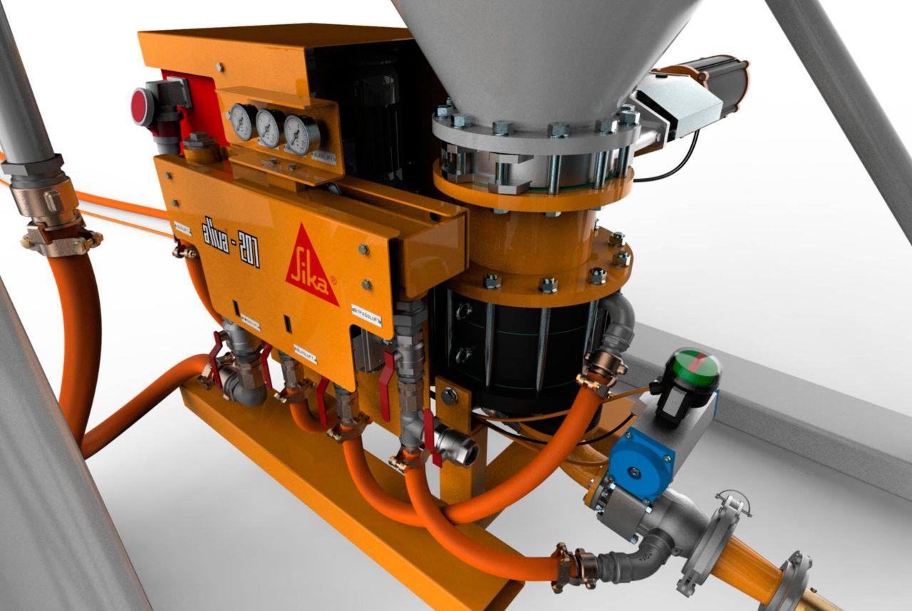Aliva-201 Detail