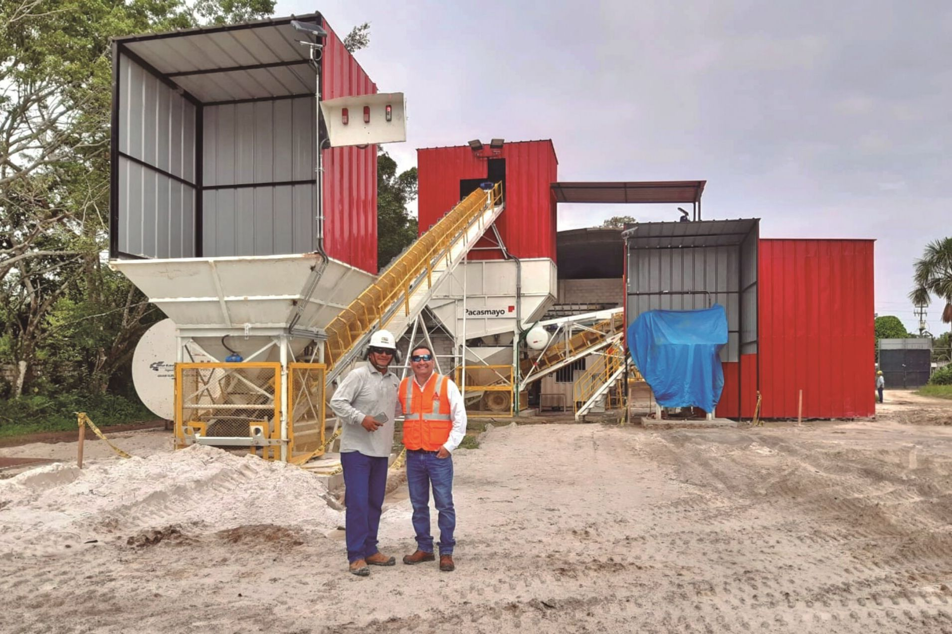 Proyecto Dinoselva Iquitos I