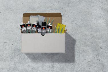 Produkte in der Box