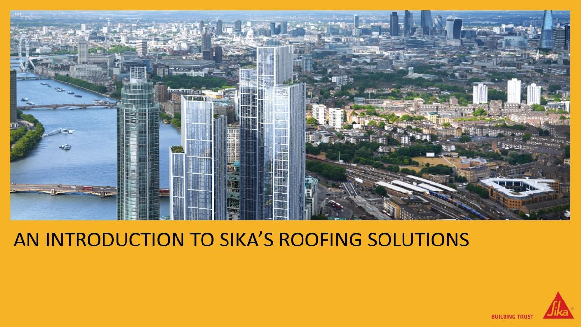 Sika's Roofing Solutions