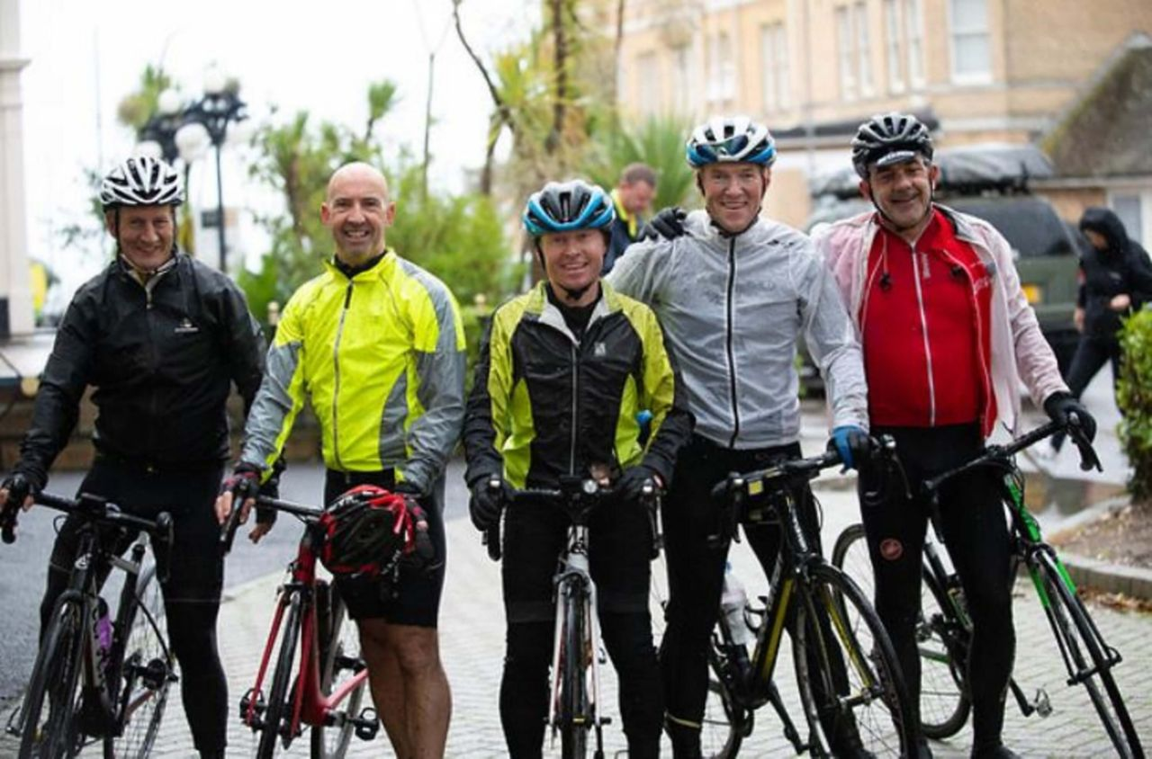 Sika Cycle ride 2019