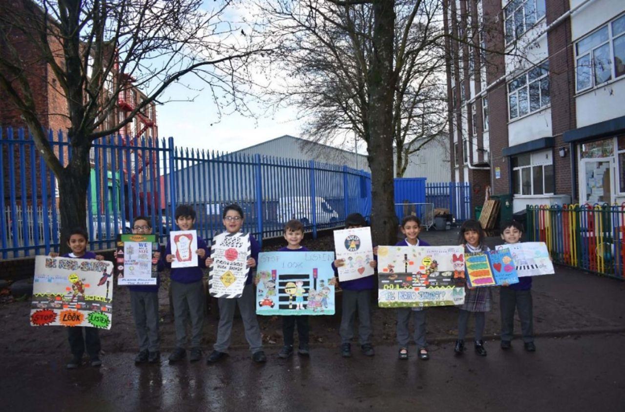 School children from The Olive School visit Sika Liquid Plastics
