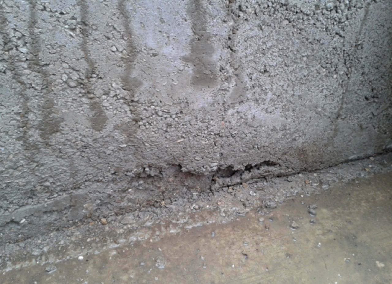 Surface Pinholing & Honeycrombing