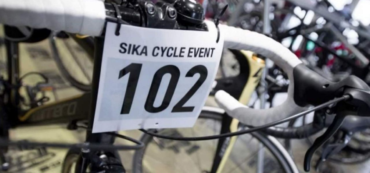Sika Cycle Charity Event 2017