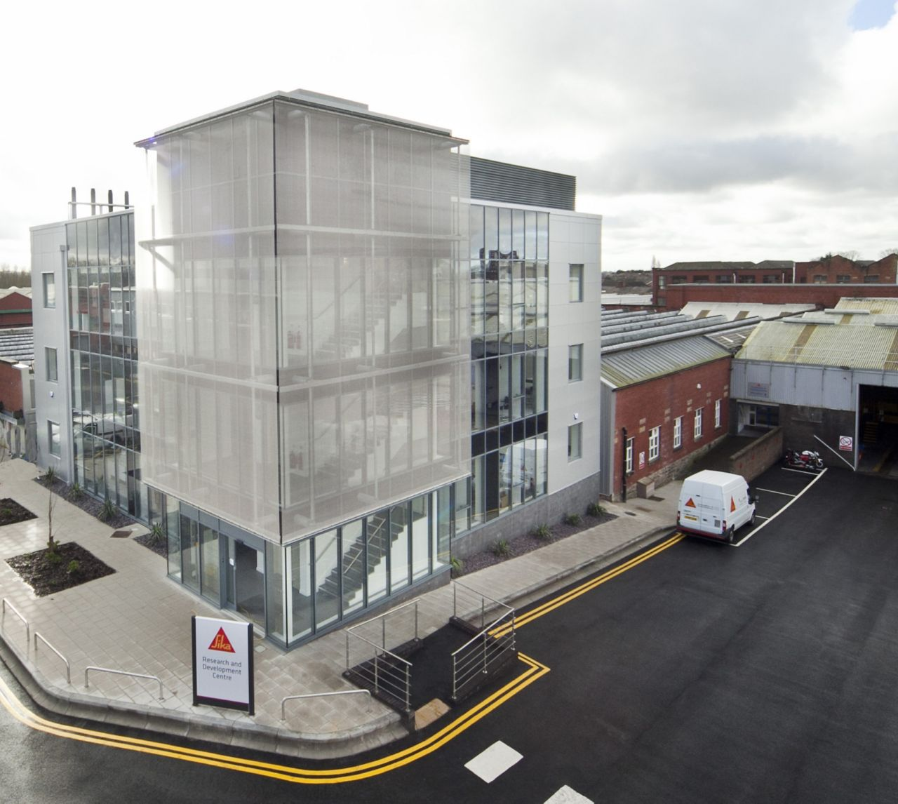 Sika Research and Development Centre Preston