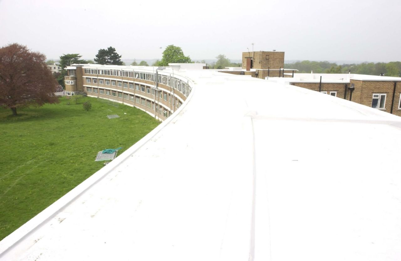 Hareifled Hospital Sika Sarnafil roof project
