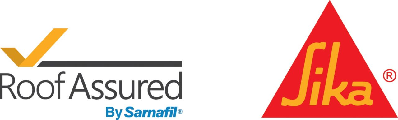 Roof Assured by Sarnafil logo