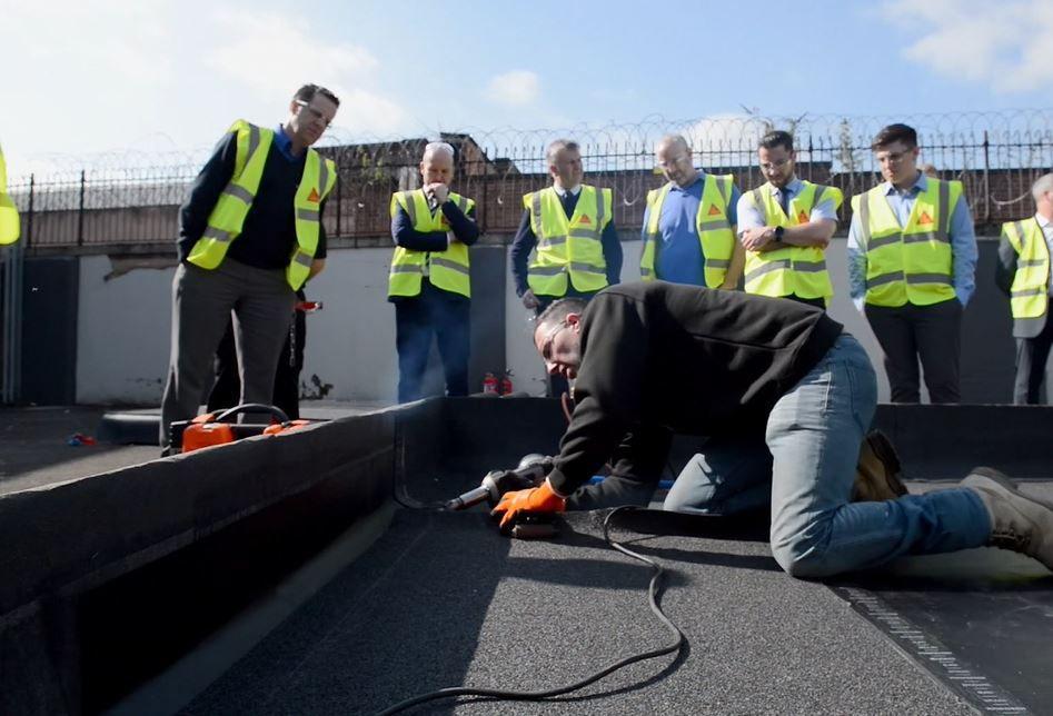 Sikabit bitumen training