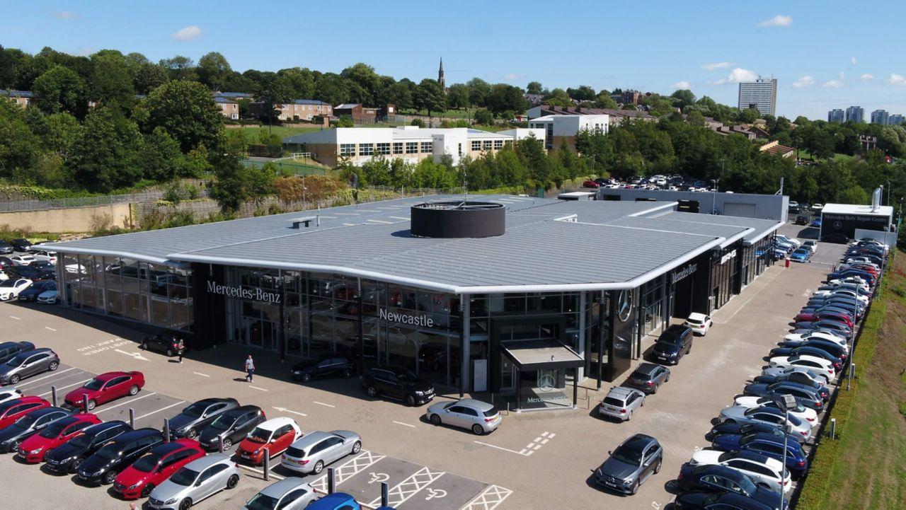 metal roof refurbishment
