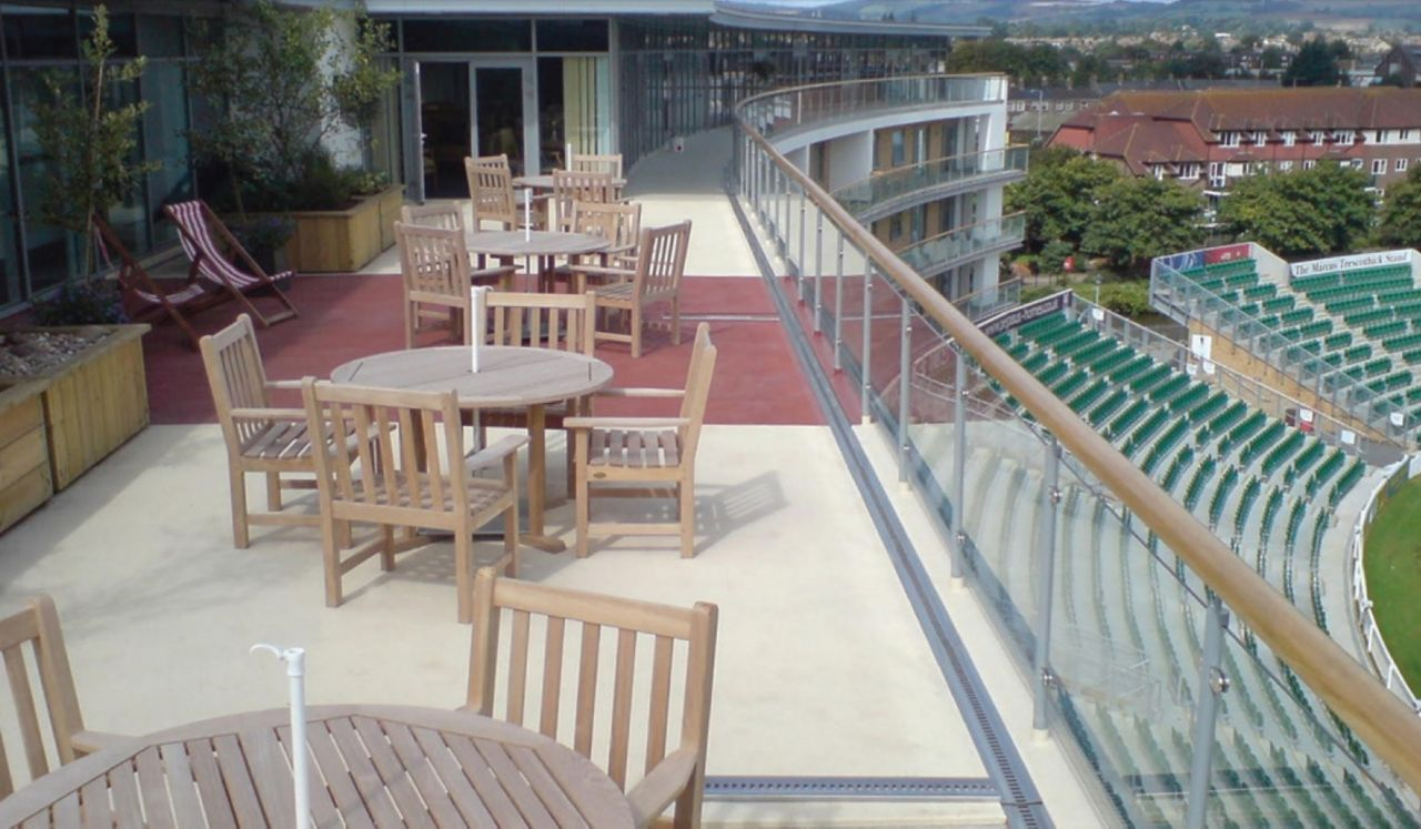 Lord's Cricket Ground Sikalastic Rapid Project