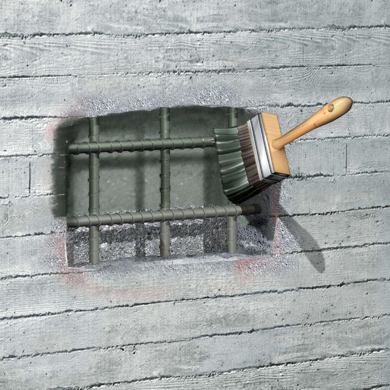 Steel reinforcement drawing