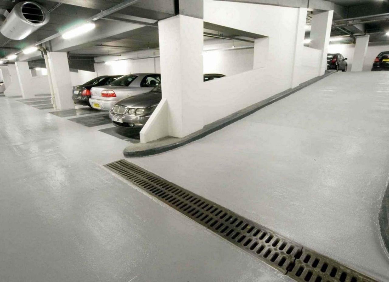 the lanes car park project