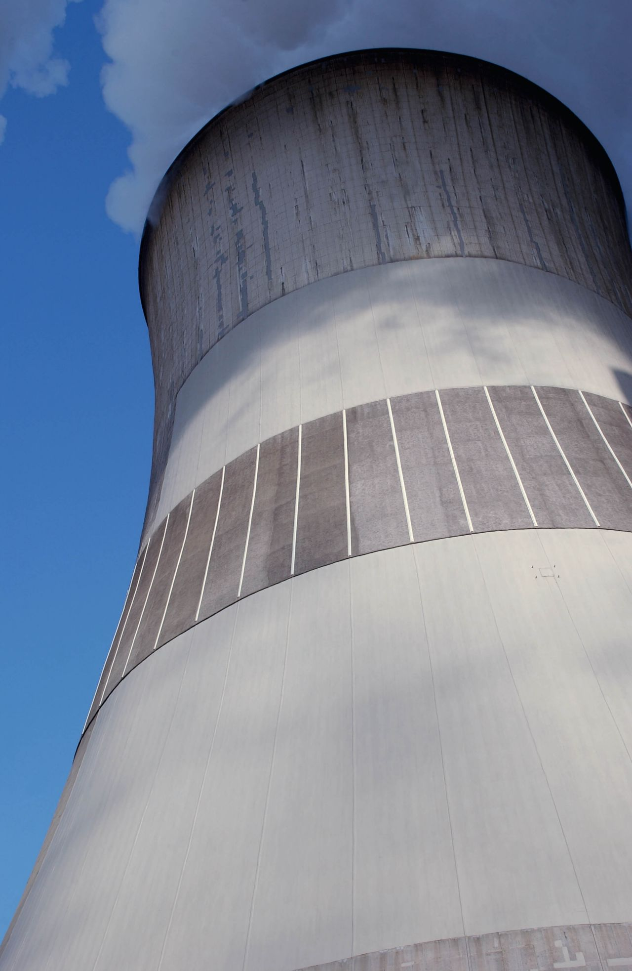 Cooling tower strengthening