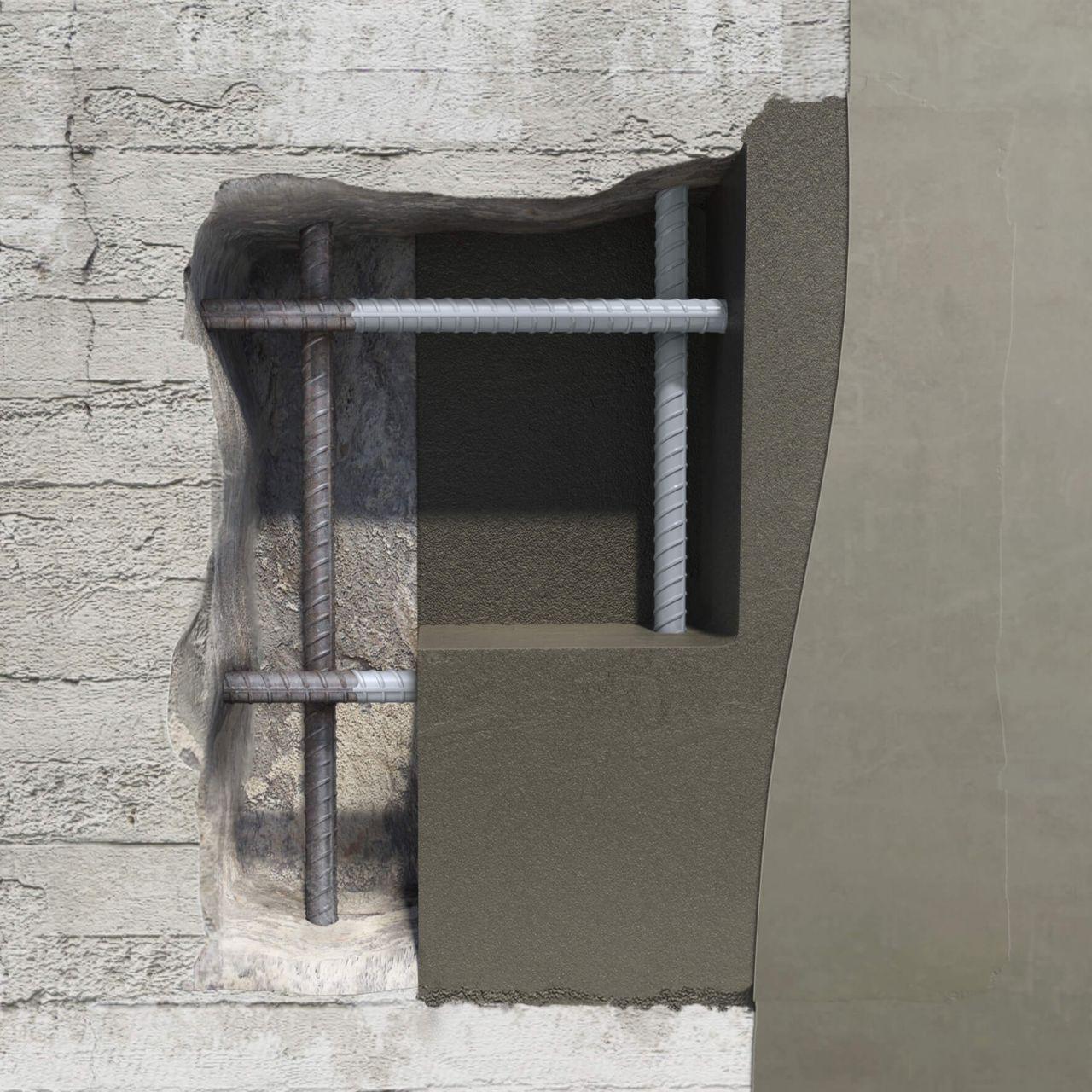 concrete repairs diagram